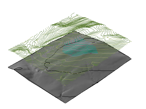Workflow: Create Topography from DWG in Revit 2016 using